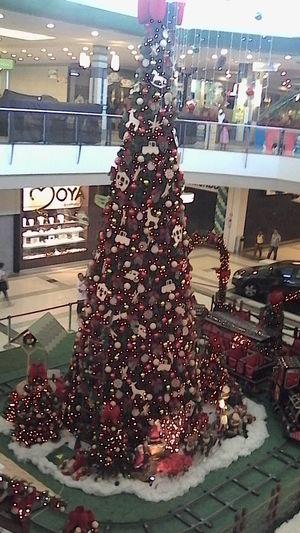 Arvore de Natal do Buriti Shopping..