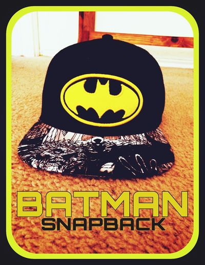 My pimped-out SnapBack ? I love it so much Check This Out