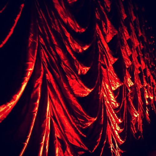 The Red Curtain @Videohouse, Vilvoorde