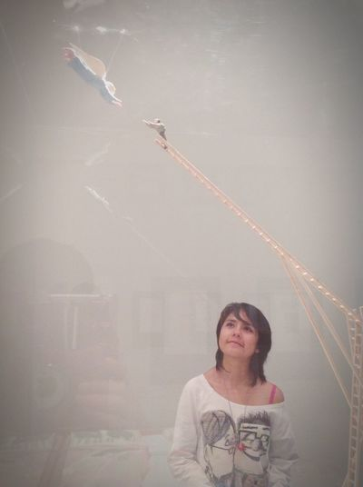 Expo SanIldelfonso Museum Art Artista Ilya Emilia Kabakov Model JessRE First Eyeem Photo