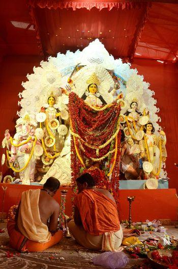 Happy Navratras God Love ♥ Feeling Blessed Click Click 📷📷📷 Enjoying Life