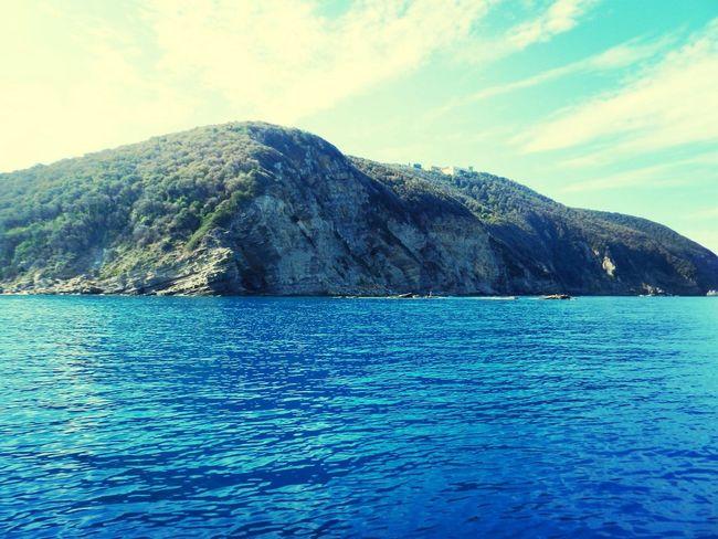 Pretty island! Boat Trip Family Oversea Summer
