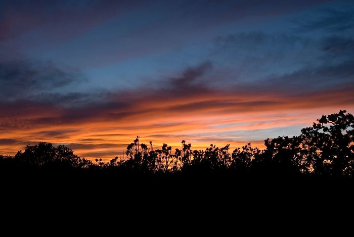 """Magic Moment"" The deep colors of a New Mexico sunset signal the closing of another day in The Central Highlands. Sunset Sunset_collection Sunset Silhouettes Sunset_madness Newmexico Newmexicophotography NewMexicoTRUE Newmexicoskies Newmexicosunset NewMexcio"