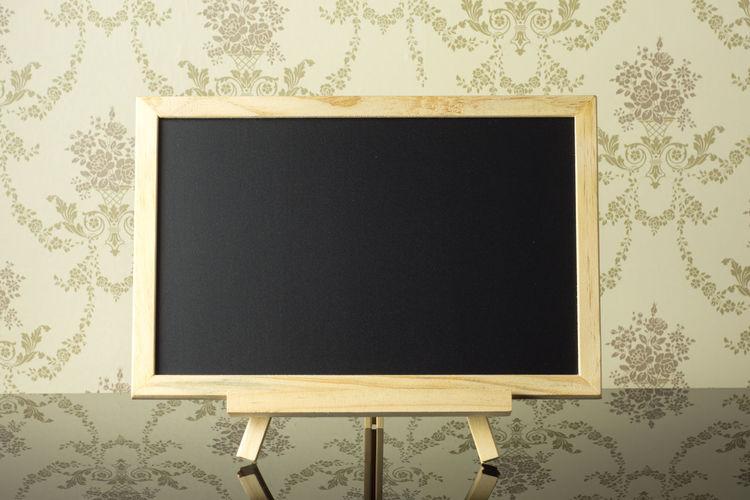 Close-Up Of Blackboard
