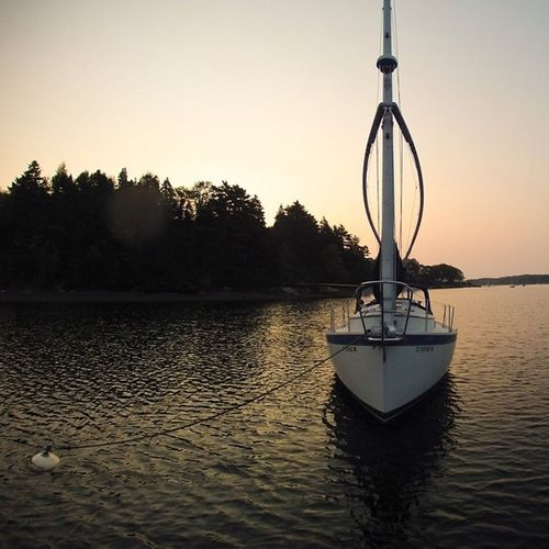 Nonsuch at Dawn in PrincesInlet . VisitNovaScotia IgersOttawa gopro