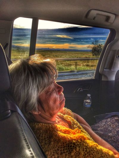 I Love My Mom On The Road The Human Condition Nap Time HDR The View From My Window