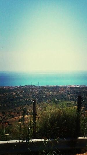 Hello World Italy Calabria Panorama #mare