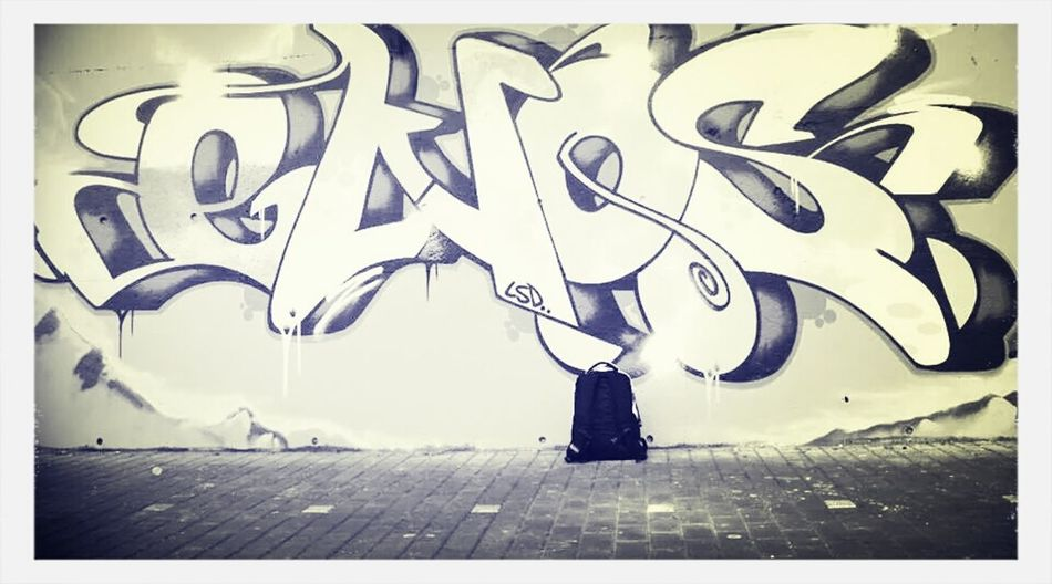 Graffiti UrbanART Photography BRGMNZ
