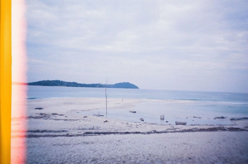 Film Photography Seascape Sea KoLipe Moutains Tree Hi! Thailand
