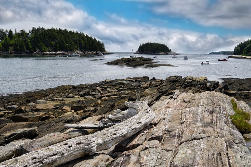 Harbor Maine