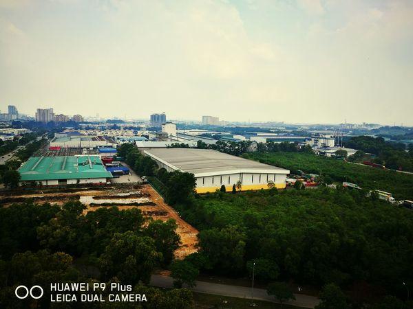 HuaweiP9plus Leicalens ICityShahAlam Hdrphotography