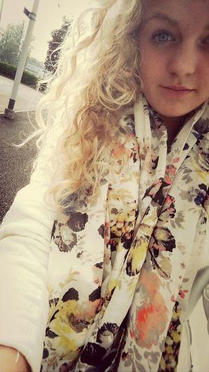 Schule Blumen Blondie