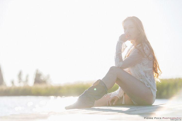 Summer Boudoir Boudoir Summer Romantic Portrait