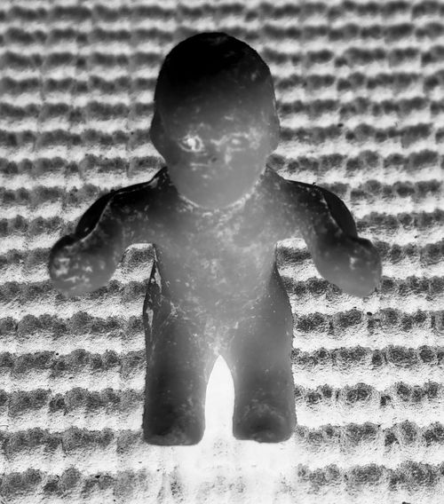 Beach Find Childhood Close-up Day Doll Indoors  Monochrome One Person Pattern People Water