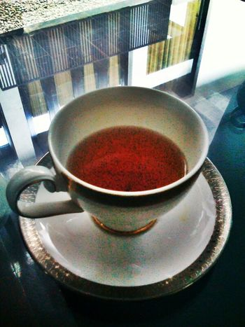 Tea-break. DSS Studio. Krakatau-KembaliSatu