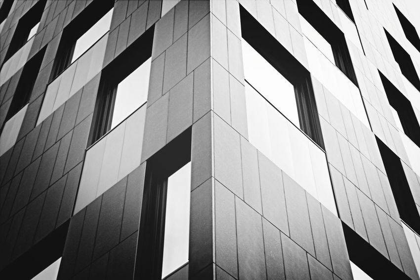 Geometric Abstraction Staple City Urban Geometry KCe