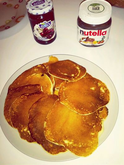 Eating Pancakes Pancakes My Gf Is A Chef Delicius
