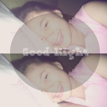 Good Night me , BAP 1 Serang