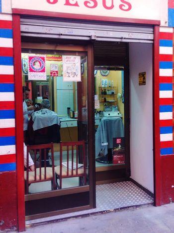 A traditional barbershop Streetphoto_color Streetphotography Barbershop Soul City