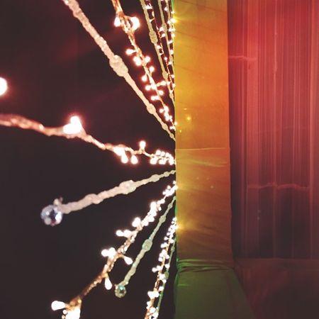 Wedding Mextures Vsvocam VSCO Lights Lightstrip