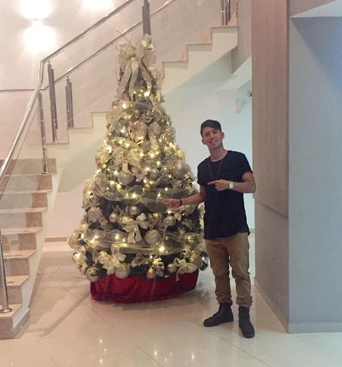🎄👊🏻 Hello World Relaxing Natal