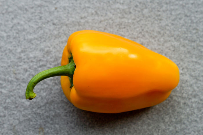 Bell Pepper Close-up Day Food Food And Drink Freshness Healthy Eating Indoors  No People Red Bell Pepper Vegetable Yellow Yellow Bell Pepper
