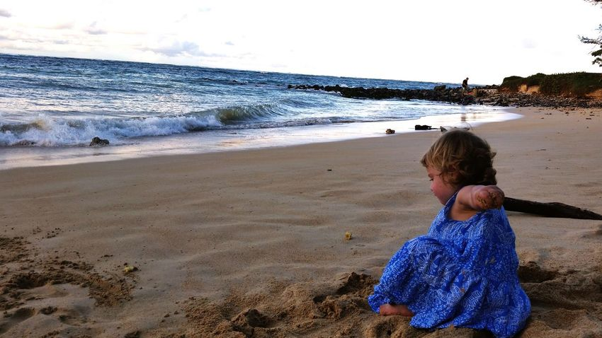 Beach Wave Sand Childsplay<3