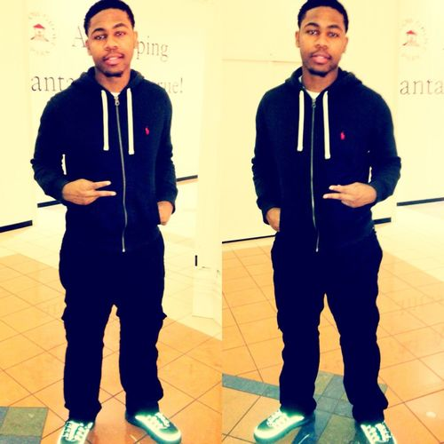At The Mall That Day