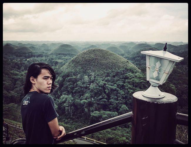 Philippines ASIA Bohol Chocolatehills Nature Hills Countryside