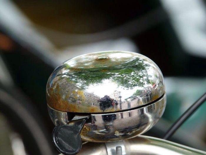 ArtWork Bell Klingel Bycicle Netherlands