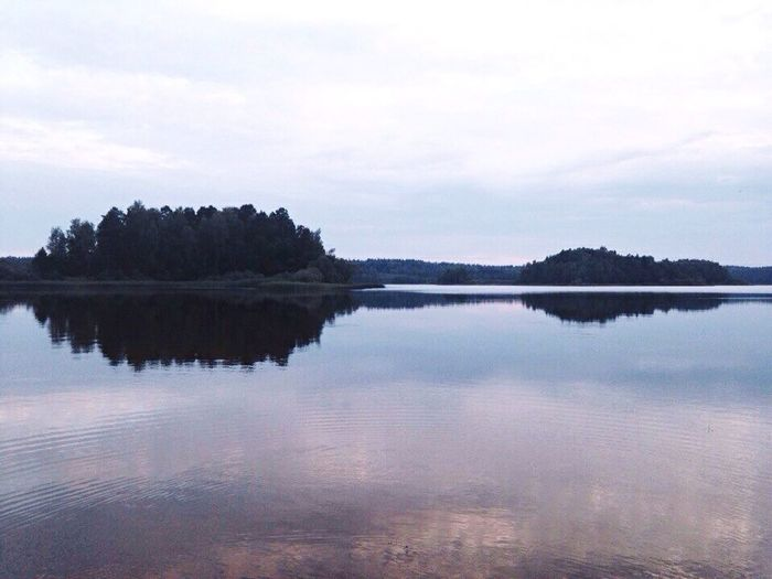 Reflection Sky Nature Water No People Outdoors Amazing First Eyeem Photo Lifestyles Tree Forest