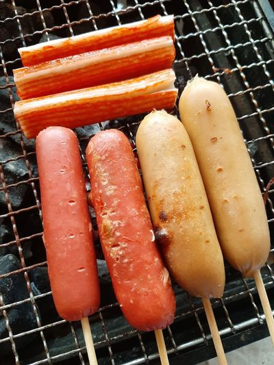 Grill Food Hot