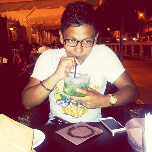 Mojito Time Big Glasses My Only Love <3 Milan