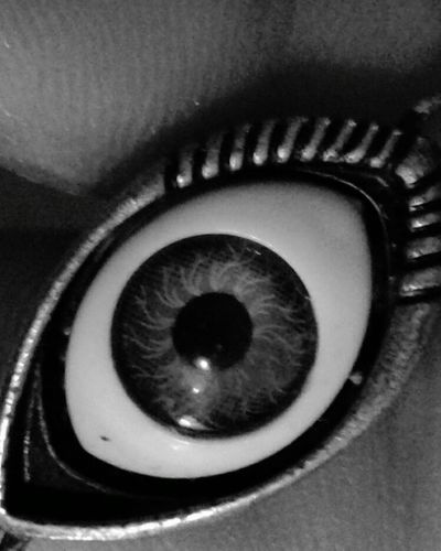 Close-up Indoors  Technology Human Body Part Full Frame Music People One Person Eye Test Equipment Day Blackandwhite Creativity Artistic Photography Art Photography Artistic Expression Black & White Black And White Photography Jewelryphotography Black And White Friday