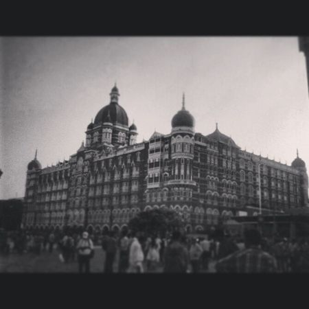 Taj Hotel Instagram Instaretro Mumbai Monument Memorial Courage Sacrifices Picoftheday Respect Southmumbai Tagsforlike Strong