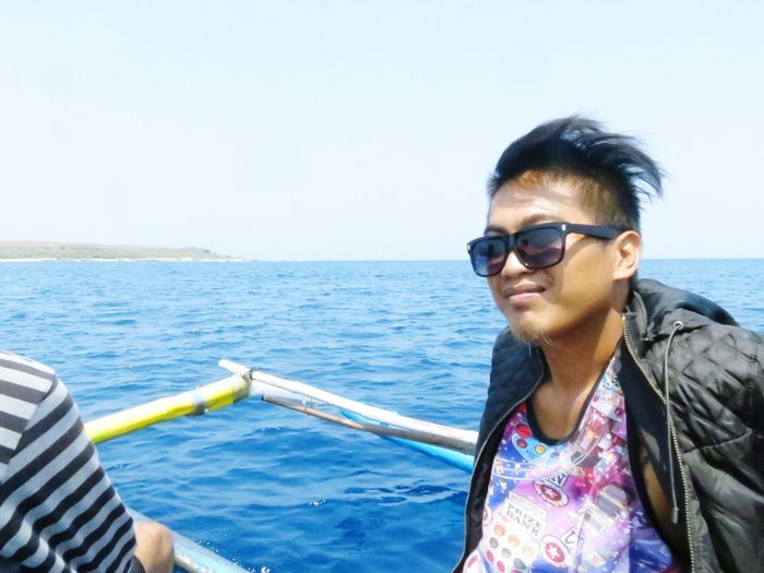 Rule Of Thirds Getting A Tan Relaxing Sunshine Sea Swimming Enjoying The Sun
