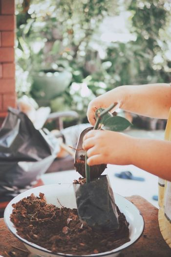 Human Hand Hand One Person Human Body Part Holding Food And Drink Food Sweet Food Human Finger Focus On Foreground Chocolate Unrecognizable Person Real People Lifestyles Dessert Gardening Finger Sweet Adult Day