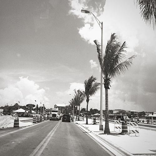 Florida Key West Road Drivebyphotography