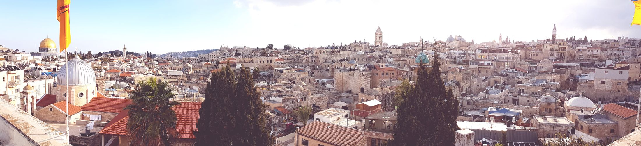 View of Jérusalem #jerusalem #Palestine #israel View View From Above EyeEm Selects Sky Day Outdoors