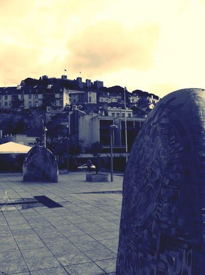 Castelo De São Jorge Castelosdeportugal Portugaloteuolhar AMPt - My Perspective