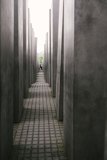 Architecture Berlin Built Structure Day Deutschland Germany Holocaust Memorial Outdoors Capture Berlin