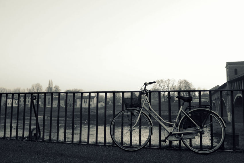 Bankside Bicycle Black And White Photography Free And Easy Pavia The Way Forward Transportation