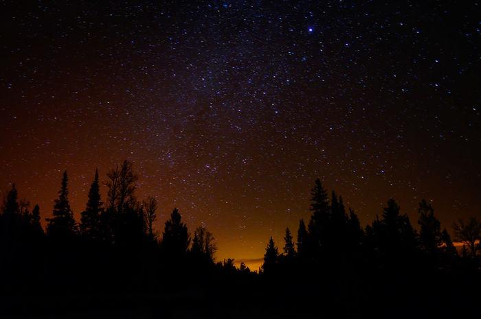 Starry, Starry Night Nightphotography Long Exposure Sky Hiking Here Belongs To Me Enjoying Life Outdoor Photography Adventure Sunset Things I Like