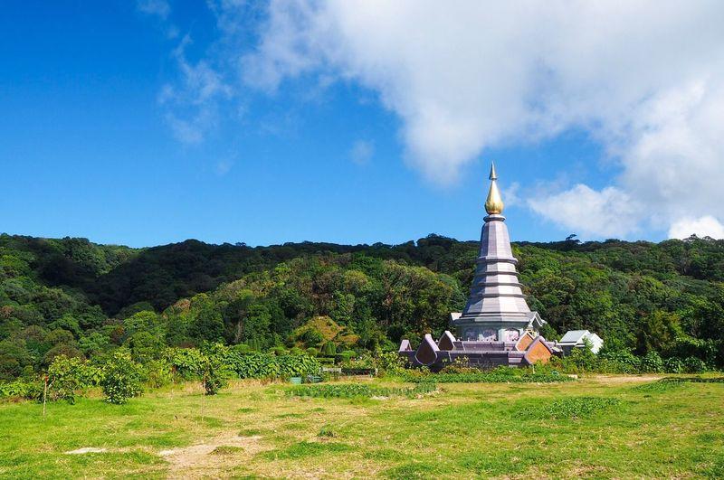 ดอยอินทนนท์ เชียงใหม่ Thailand ดอยอินทนนท์