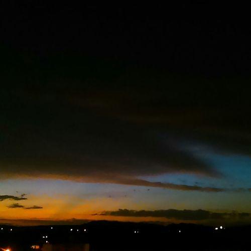 Crepusculo Pordosol Fimdetarde Atardecer Sun Sunset First Eyeem Photo Semfiltro Color Portrait