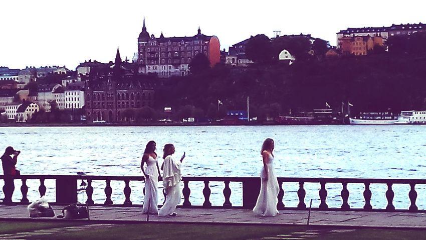 Person Stocolmo Suecia :) Enjoying Life