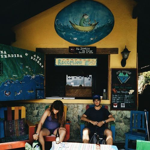 Welcome to Gringolandia Laiguanaperdida Iguanaperdida Vscocam santacruzlalaguna santacruz lagoatitlan lakeatitlan atitlan guategram Guatemala gringos oneplusone OPO