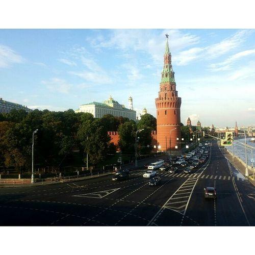 Москва Удивительное место!