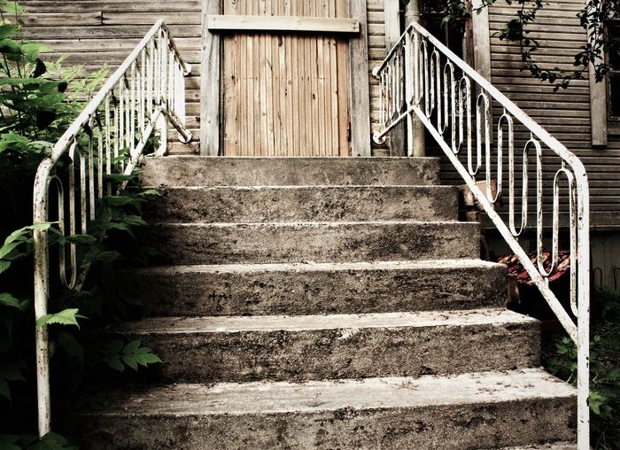 Architecture Day Hand Rail No People Old Buildings Outdoors Railing Staircase Stairs Stairway Steps Steps And Staircases