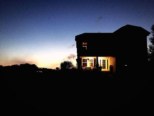 House Sunset Architecture Memories Fun Outdoors Fourth Of July Silhouette Lights Night Colors Family Trees Warmth Evening 43 Golden Moments Showcase July My Favorite Place Lieblingsteil Welcome To Black The Secret Spaces TCPM The Great Outdoors - 2017 EyeEm Awards The Architect - 2017 EyeEm Awards